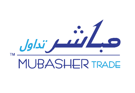 Mubasher Trade logo