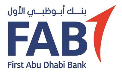 First Abu Dhabi Bank - FAB logo